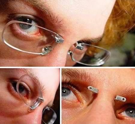 10 kiểu kính điên rồ nhất - 3