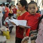 Sức khỏe đời sống - Nắng nóng lan rộng:Trẻ ồ ạt nhập viện