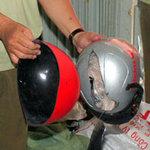 Tin tức trong ngày - Mũ bảo hiểm dỏm... lách luật