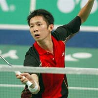 Tin Minh ginh v Olympic v b... loi  Malaysia Open