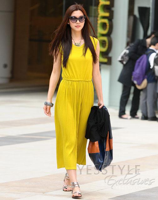 Mặc váy maxi mát dịu mùa hè - 2