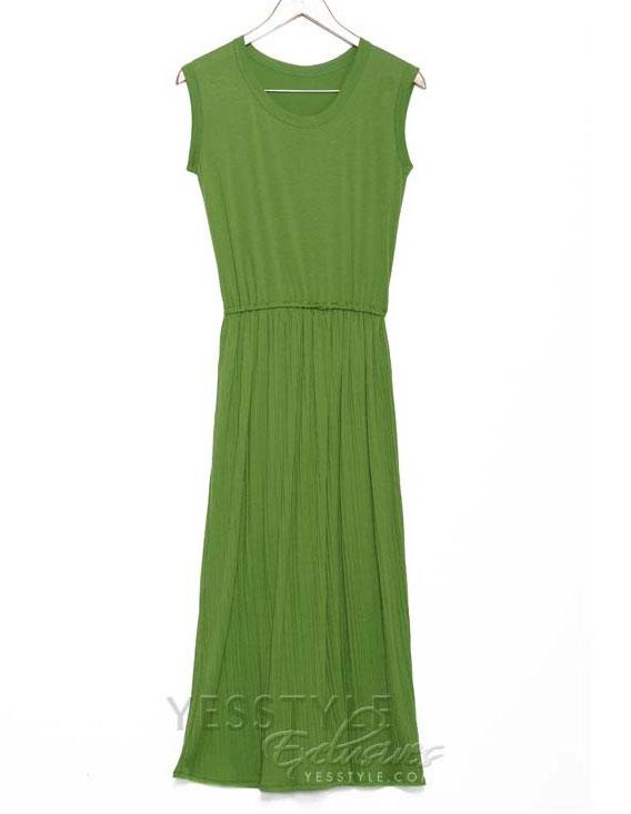 Mặc váy maxi mát dịu mùa hè - 4