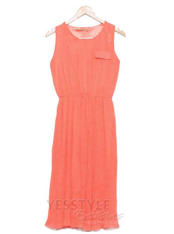 Mặc váy maxi mát dịu mùa hè - 9