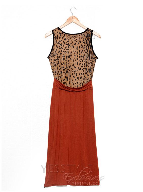 Mặc váy maxi mát dịu mùa hè - 11