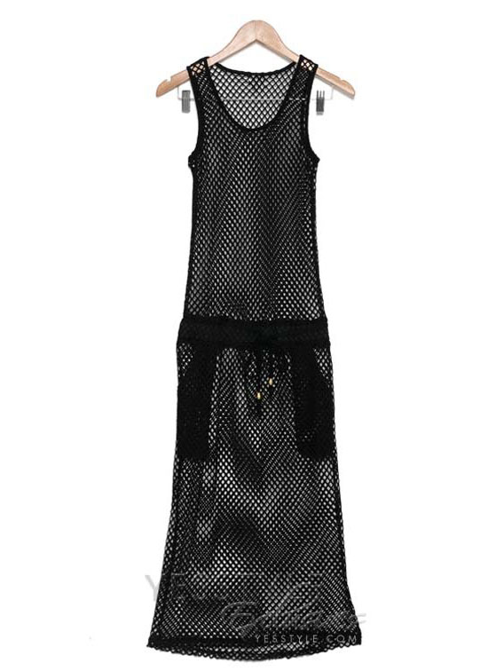 Mặc váy maxi mát dịu mùa hè - 19