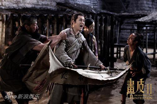 Dương Mịch, Thiệu Phong hoạn nạn có nhau - 3