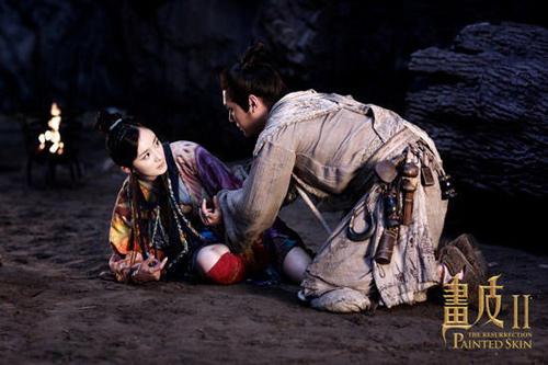 Dương Mịch, Thiệu Phong hoạn nạn có nhau - 10
