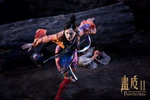 Dương Mịch, Thiệu Phong hoạn nạn có nhau - 8