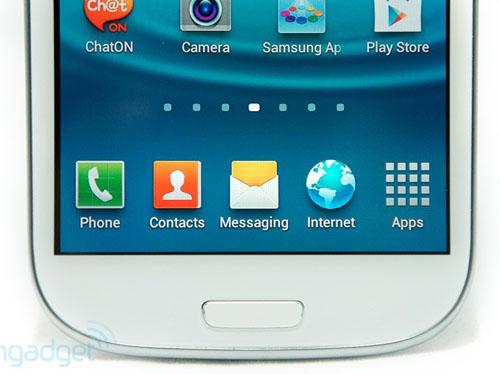 """Khám phá tính năng """"khủng"""" trên Galaxy S3 - 2"""