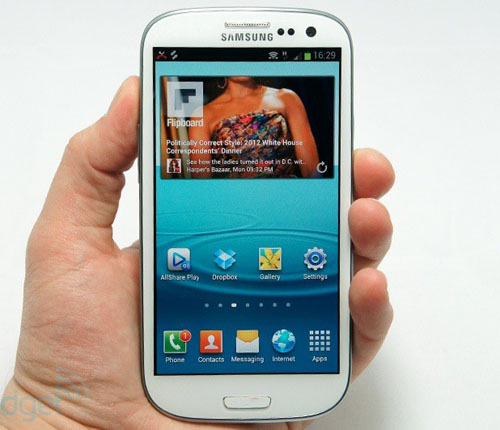 """Khám phá tính năng """"khủng"""" trên Galaxy S3 - 9"""