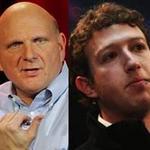 Tài chính - Bất động sản - CEO Facebook vượt mặt tỷ phú Microsoft