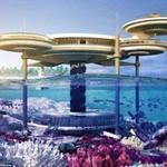 """Tài chính - Bất động sản - Khách sạn dưới biển """"thách thức"""" sóng thần"""