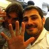 """Video: Casillas ăn mừng siêu """"dị"""""""