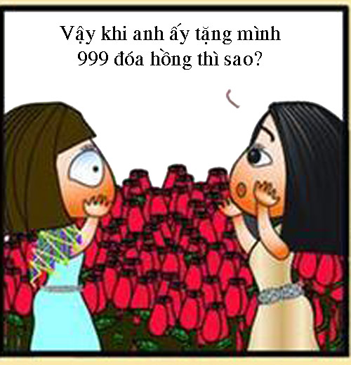 Ý nghĩa của 999 đóa hồng - 7