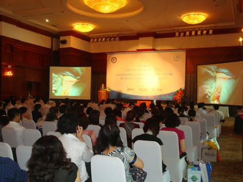 Hội nghị Sản-Phụ khoa Việt Pháp 2012 - 1