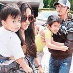 Phim - Gia đình Phong Chi bất ngờ đoàn tụ