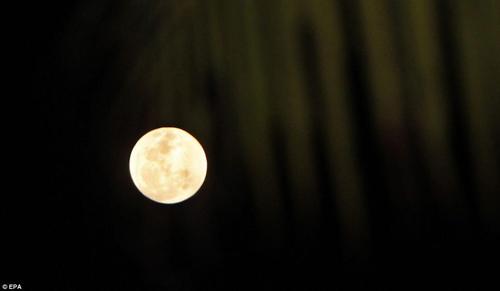 Ngắm siêu mặt trăng trên khắp thế giới - 9
