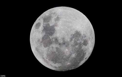 Ngắm siêu mặt trăng trên khắp thế giới - 8