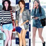 Thời trang - Chuyên gia khen chê sao Hàn mặc denim