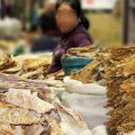Thị trường - Tiêu dùng - Ướp măng khô bằng lưu huỳnh Trung Quốc