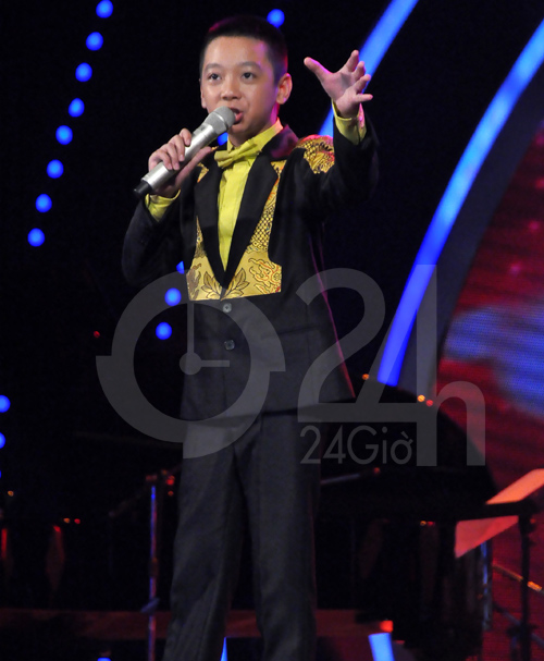 """Hiện tượng youtube"" lột xác ngoạn mục, Ca nhạc - MTV, vu song vu, gala chung ket, vietnam's got talent, vietnam got talent, vietnam got talent 2012, chung ket vietnam got talent"