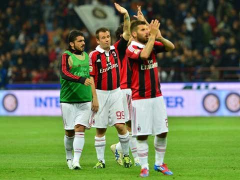 Inter - AC Milan: Trn u ca penalty, Bng , video inter - ac milan, inter vs ac milan, derby thanh milan, inter milan, ac milan, bong da y, serie a, lich thi dau bong da y, ket qua bong da y, bong da, bao bong da, bong da 24h, ket qua bong da, lich thi dau bong da