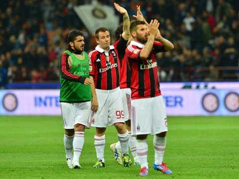 Inter - AC Milan: Trận đấu của penalty - 1