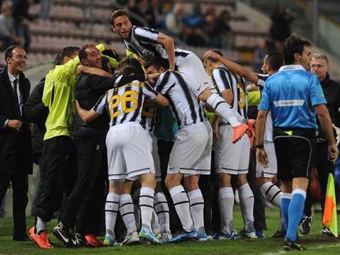 Cagliari - Juve: Song hỷ lâm môn - 1