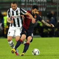 Cagliari - Juve: Song hỷ lâm môn