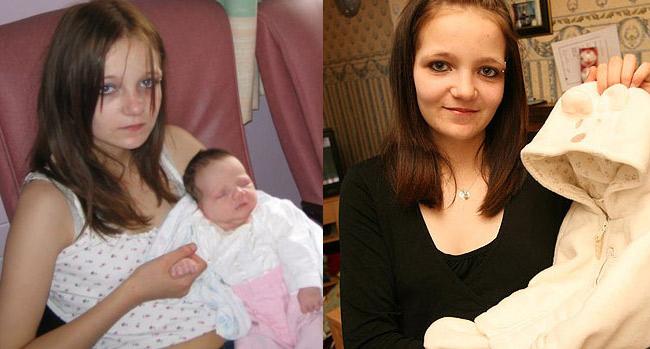 Tressa Middleton là bà mẹ trẻ nhất nước Anh. Cô sinh con khi mới 11 tuổi. Nhưng chỉ đến khi cô 16 tuổi, danh tính của cô mới được hé lộ.