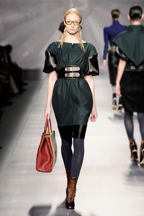 Túi xách to - Phong cách thời trang 2012 - 3