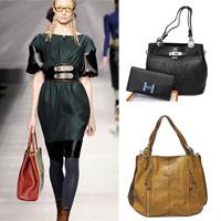Túi xách to - Phong cách thời trang 2012