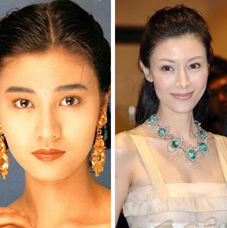 Nhan sắc Hoa hậu Hồng Kông xưa và nay - 1