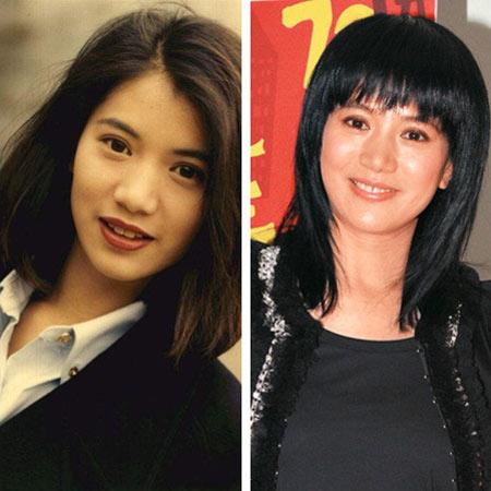 Nhan sắc Hoa hậu Hồng Kông xưa và nay - 10