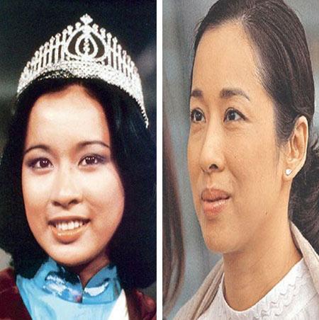 Nhan sắc Hoa hậu Hồng Kông xưa và nay - 11