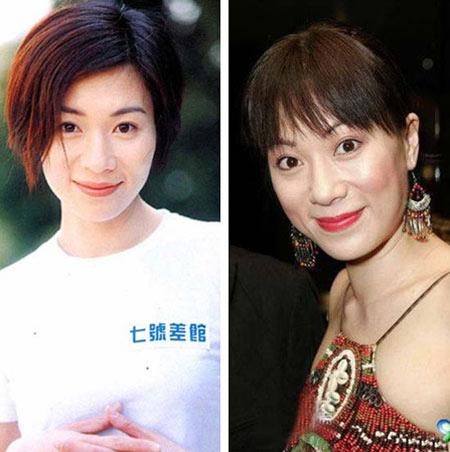 Nhan sắc Hoa hậu Hồng Kông xưa và nay - 12