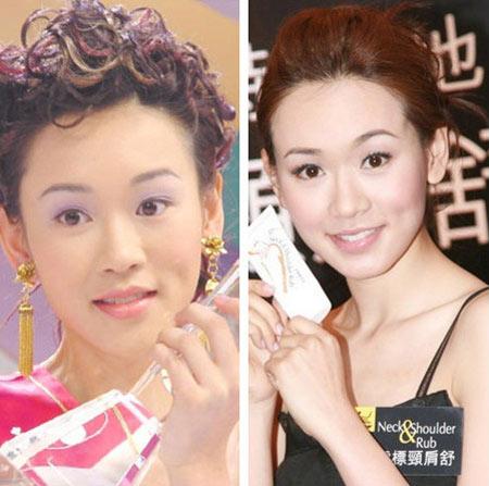 Nhan sắc Hoa hậu Hồng Kông xưa và nay - 13