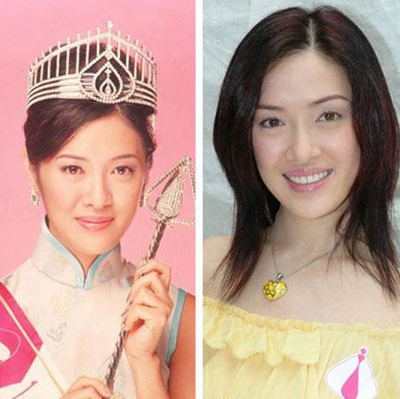 Nhan sắc Hoa hậu Hồng Kông xưa và nay - 14