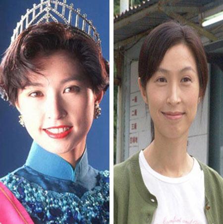 Nhan sắc Hoa hậu Hồng Kông xưa và nay - 15