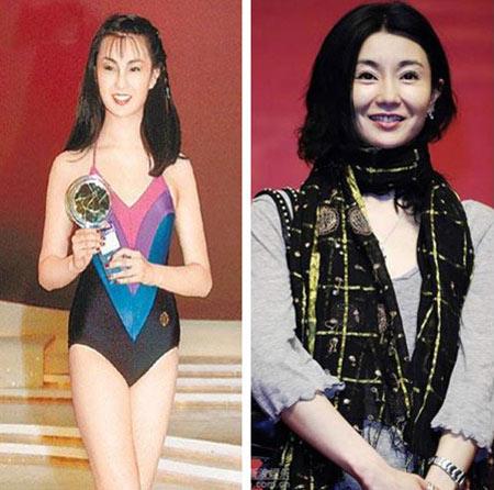 Nhan sắc Hoa hậu Hồng Kông xưa và nay - 16