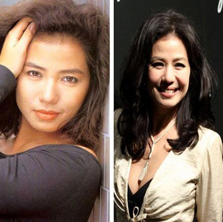 Nhan sắc Hoa hậu Hồng Kông xưa và nay - 17