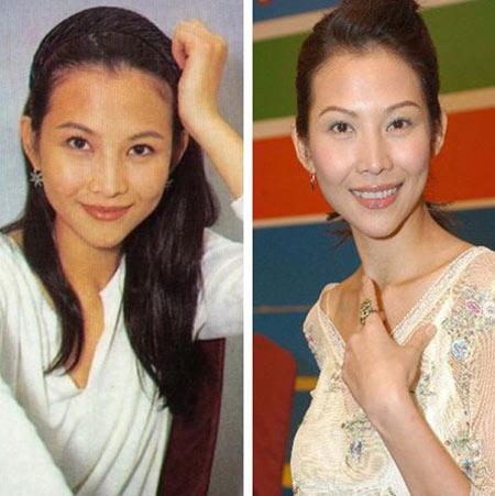 Nhan sắc Hoa hậu Hồng Kông xưa và nay - 2