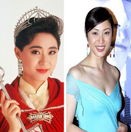 Nhan sắc Hoa hậu Hồng Kông xưa và nay - 18