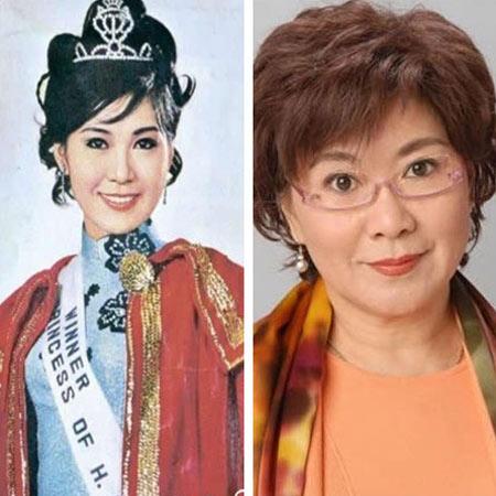 Nhan sắc Hoa hậu Hồng Kông xưa và nay - 4