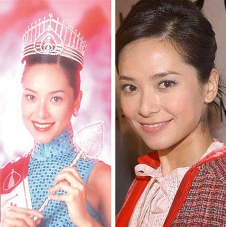 Nhan sắc Hoa hậu Hồng Kông xưa và nay - 7