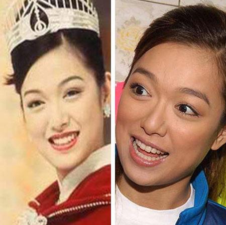 Nhan sắc Hoa hậu Hồng Kông xưa và nay - 9