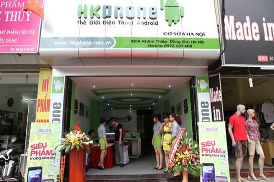 Khai trương trụ sở mới – HKPhone chuyển mình mạnh mẽ - 1
