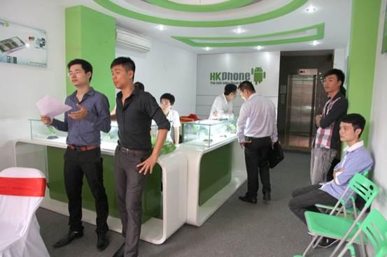Khai trương trụ sở mới – HKPhone chuyển mình mạnh mẽ - 5