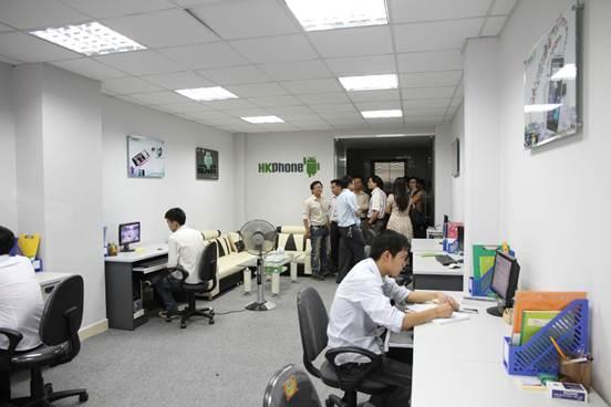 Khai trương trụ sở mới – HKPhone chuyển mình mạnh mẽ - 9