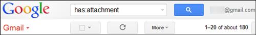 5 thủ thuật giúp tăng dung lượng trống trên Gmail - 1